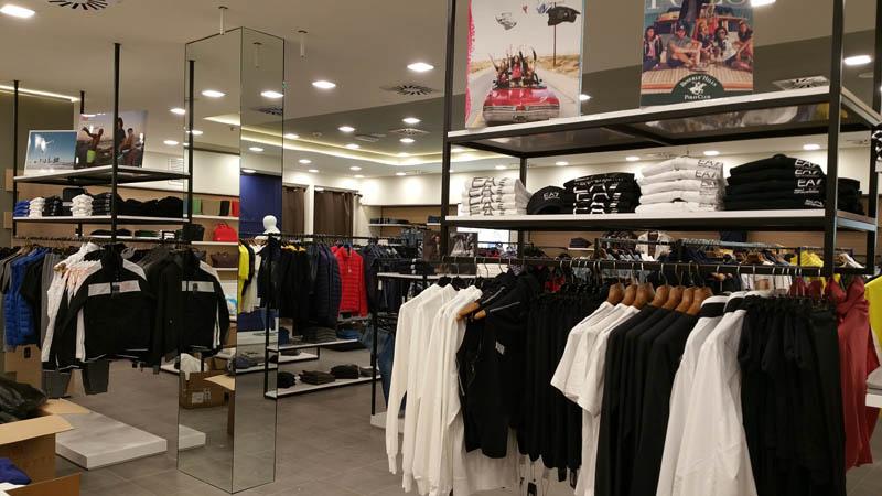 negozio adidas roma